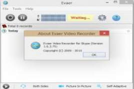 Evaer Video Recorder for Skype 11